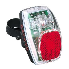 CatEye TL-AU 100 G - Luces para bicicleta - rojo/negro